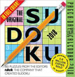 Original Sudoku Page-A-Day Calendar 2018 cover