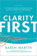 Clarity First cover