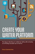 Create Your Writer Platform cover